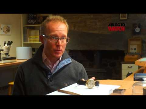 Interview With Roger Smith Who Makes Watches Totally By Hand: Part 2