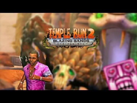 Temple Run 2 Blazing Sands : NEW UPDATE - Valentine's Day ...
