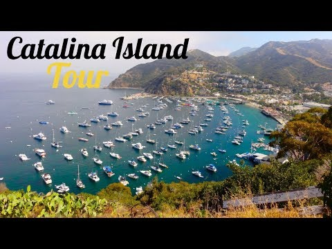 5 Minute Tour of Catalina Island | Humble Hiker