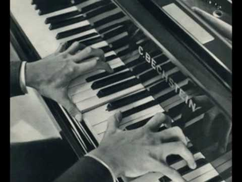 Dinu Lipatti plays Chopin Waltz No.2 in A-Flat Major, Op.34 No.1 - 1947 recording