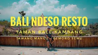 """Gambar cover BALI NDESO RESTO - BALE KAMBANG TAWANG MANGU """"LIBURAN KELUARGA"""" #TRAVELVLOG #FAMILLY"""