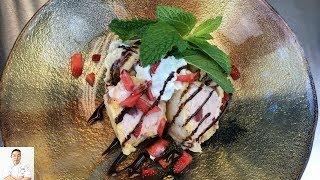 Fried Ice Cream  Easy To Do Tempura Recipe