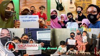 Wali - Kisah Pahlawan Bermasker (Official Music Video NAGASWARA) #music