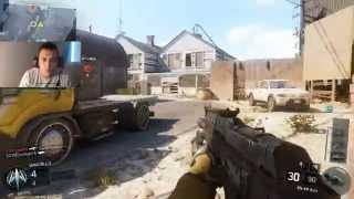 Black Ops 3 : Ma 1er Game En Live PS4 HD 60 FPS