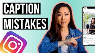 6 Instagram Caption MISTAKES (DON'T Do This!)