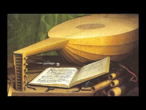 Giovanni Gabrieli - Canzon per sonar (renaissance lute music)