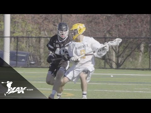 The Hill Academy (ONT) vs The Brunswick School (CT) | 2019 High School Highlights