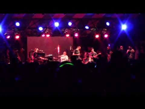 John Brown's Body Encore - War Inna Babylon - GrassRoots 2015