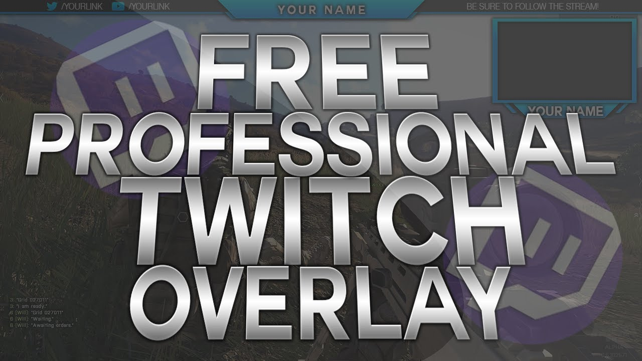 how to put twitch chat on stream obs