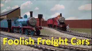 Foolish Freight Cars