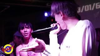 - - Og-Anic,Lazyloxy,Highhot [Live] RINMA