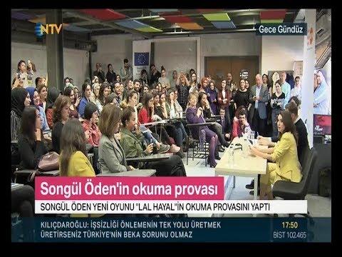 UNFPA Türkiye Sözcüsü Songül Öden ile yaptığımız 8 Mart etkinliğimiz NTV'de yayınlandı