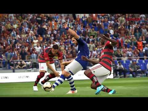 Pro Evolution Soccer 2019 [PS4/XOne/PC] Demo Trailer