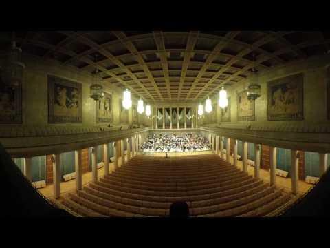 Herkulessaal: 360° Publikum