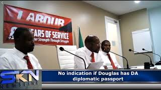 LABOUR PARTY DIPLOMATIC PASSPORT REPORT