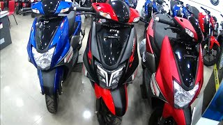 || TVS NTORQ STANDARD EDITION WALKAROUND AND ONROAD PRICE WITH FINANCE || THE FLYING CARAVANS ||