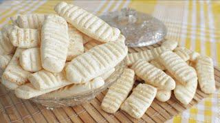 Delicioso Biscoito Salgado Sem Glúten