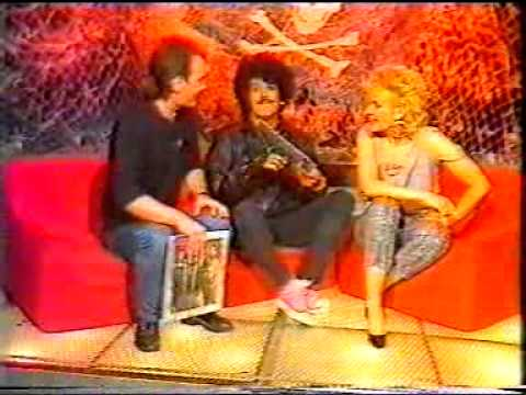 Phil Lynott Interview Part 1 unseen on youtube