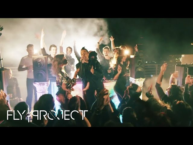 Fly Project - Toca Toca | Official Music Video
