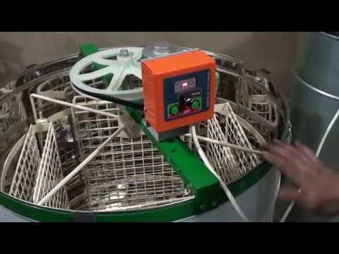 Электропривод 12В для медогонки