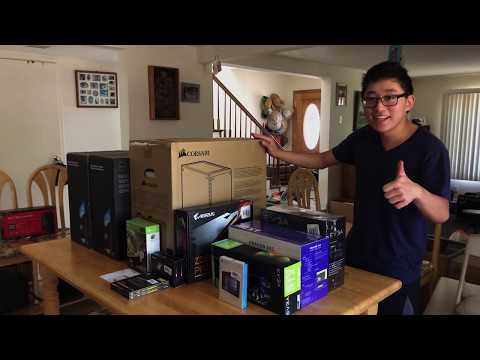 How to Build a Gaming & Video Editing PC (2019)