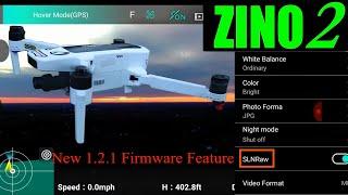 Zino2 Firmware 1 2 1 New snlRaw Feature - Sunrise Test