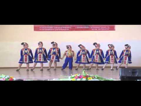 Արագած ավանդական պարի համույթ