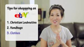 Tips for shopping on Ebay - Part III - Clothes