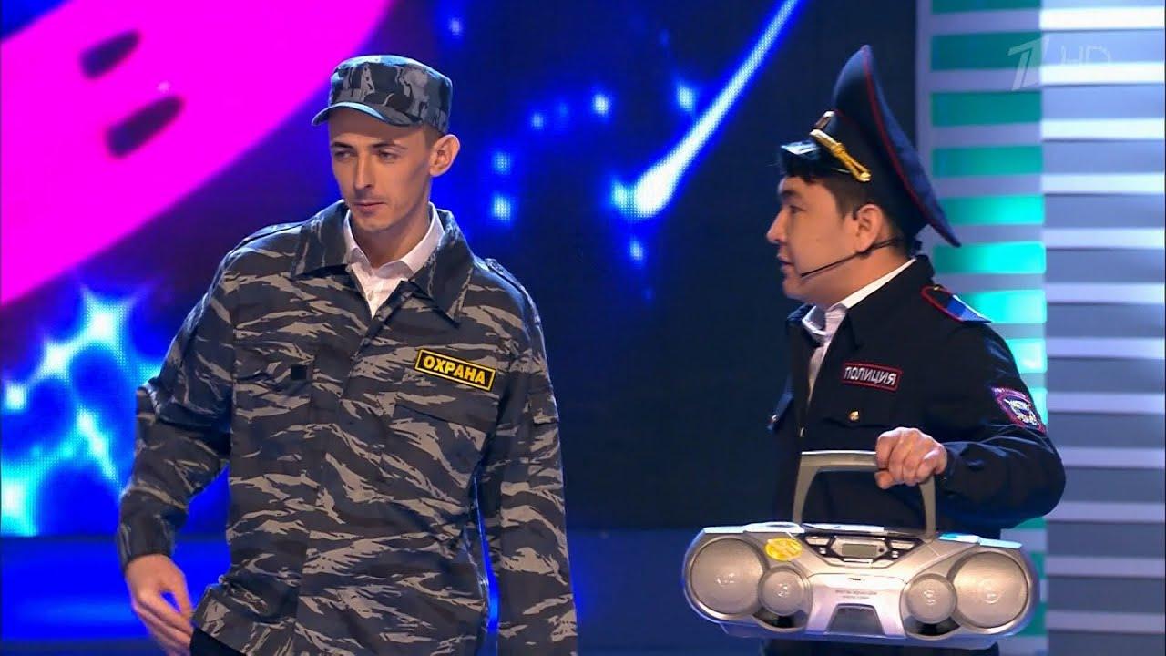 КВН 2015 Высшая лига Первая 1/8 (01.03.2015) ИГРА ЦЕЛИКОМ FULL HD 1080p