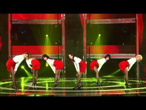 AOA(에이오에이) 짧은 치마 쇼챔피언 92회 / AOA Mini Skirt / エイオーエイ(エーオーエー) 短いスカート