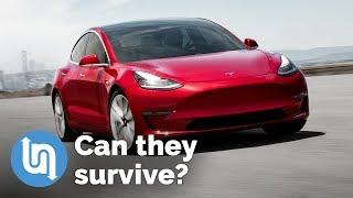 Tesla Killer: FUD and Competition