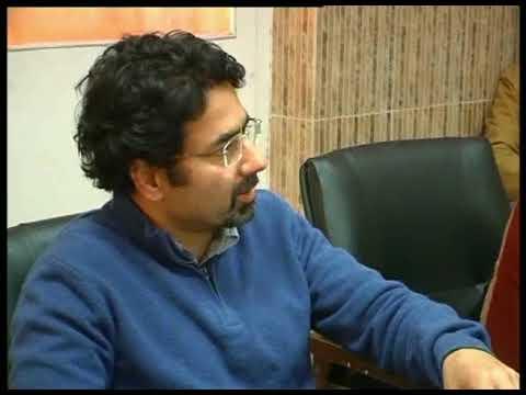 Tassaduq Mufti Chairs Tourism Deptt's Maiden Meet