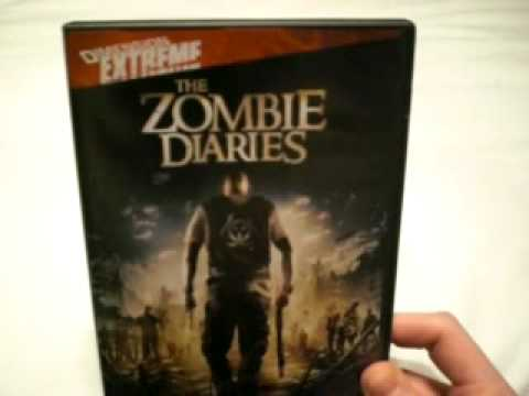 Download 12/1/08 The Zombie Diaries - DVD Review