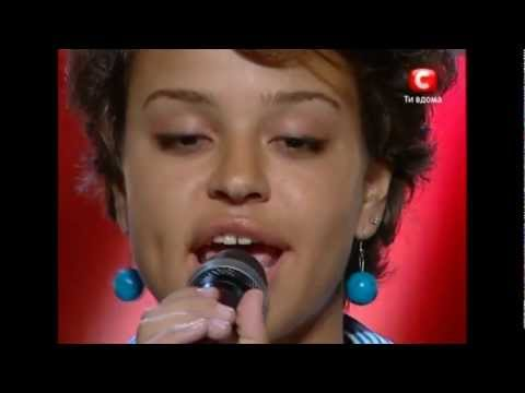 Susanna Abdulla - Halo (Beyonce) - X-factor audition (Ukraine)