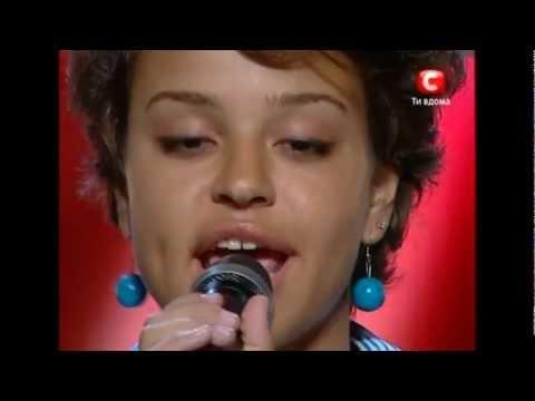 Видео: Susanna Abdulla - Halo Beyonce - X-factor audition Ukraine