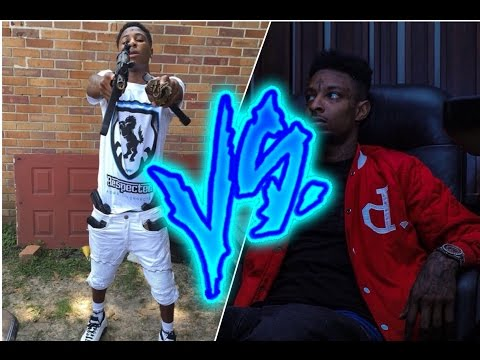 NBA Youngboy Vs. 21 Savage