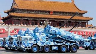Военный Парад Победы в Китае 3 сентября 2015