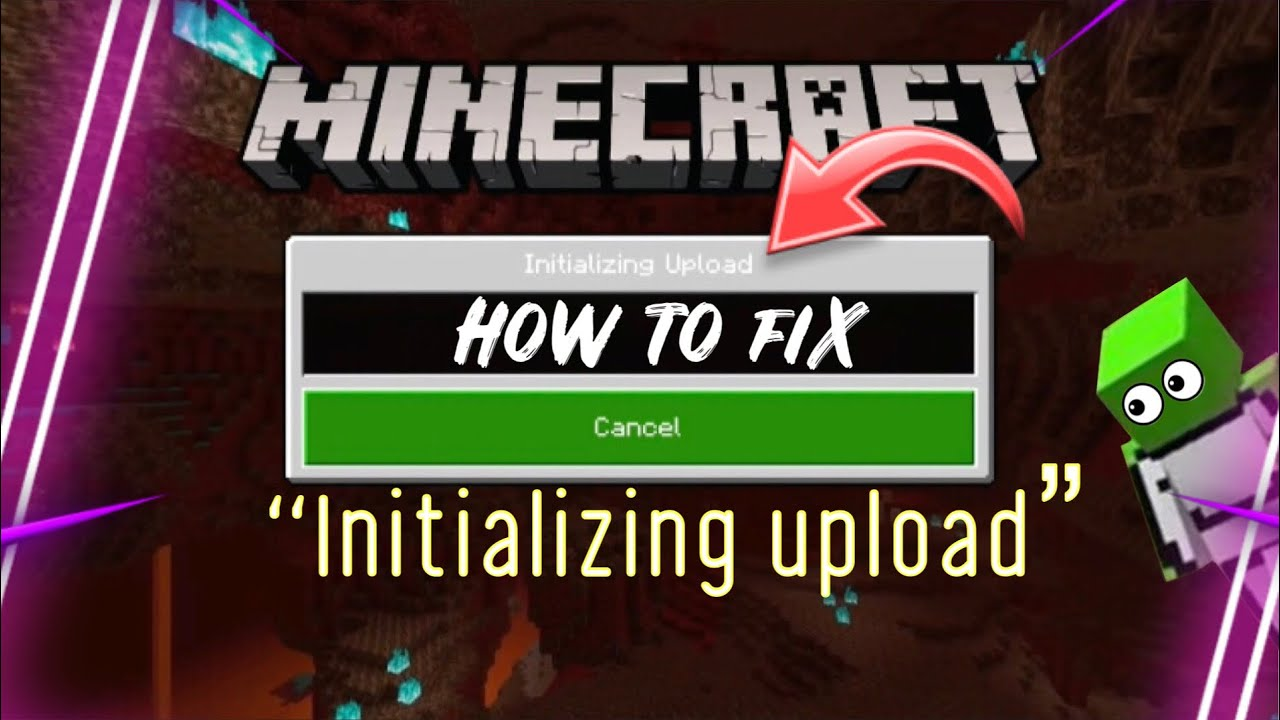 """Download How to fix (Initializing Upload) """"TUTORIAL 2021"""""""