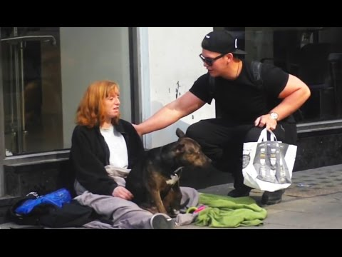 Top 4 - Helping the Homeless Part 2 (Social Experiment) 2016