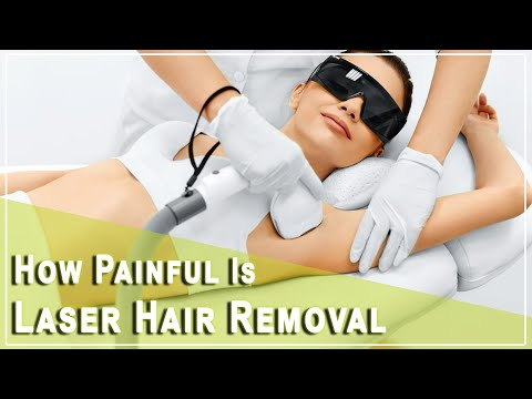 Body laser Hair Removal - How Painful Will it Get During Treatment