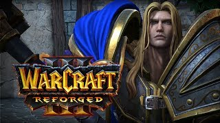 MFPallytime Plays Warcraft III Reforged @ #Blizzcon2018 - Hands on First Impressions