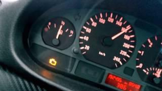 Bmw 316ti Compact 1.8 Benzin gyorsulás