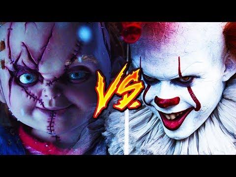 CHUCKY VS. IT (ESO) RAP (2017) || Especial Halloween 2017 || Ykato