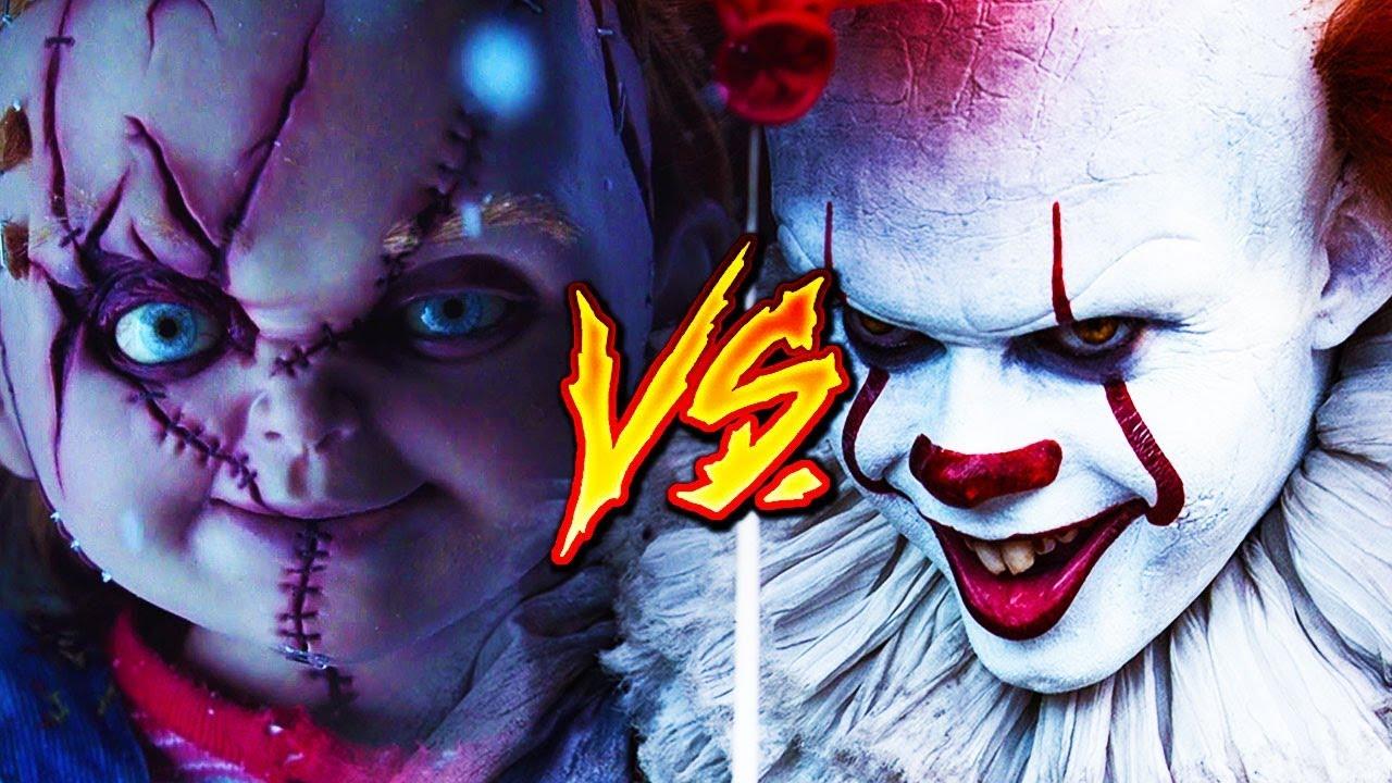 Chucky Vs It Eso Rap 2017 Especial Halloween 2017 Ykato