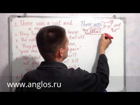 Как выучить английский текст