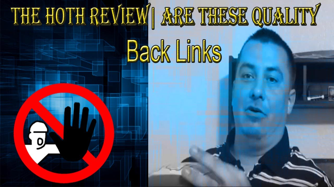 The Hoth SEO Review| Are these High Quality Back Links