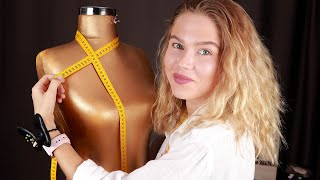 [ASMR] Measuring You For a Unique Jacket.  Tailor RP, Personal attention