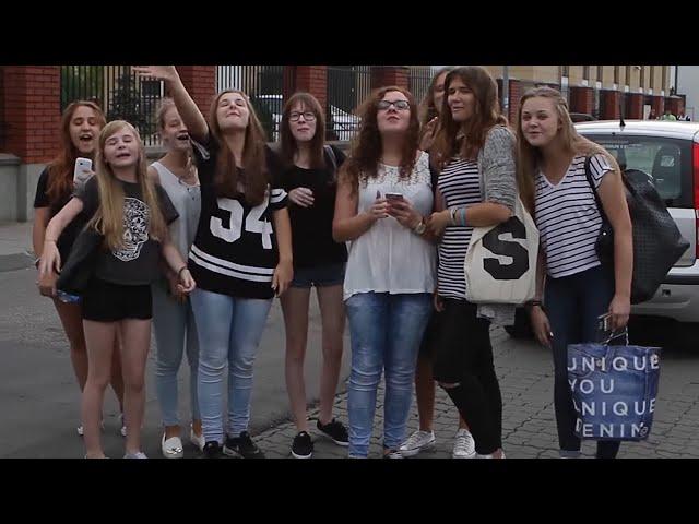 Adam Lambert Visits Poland