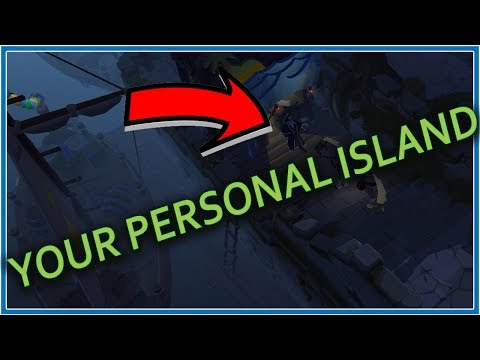 ALBION ONLINE - HOW TO GET PERSONAL ISLAND