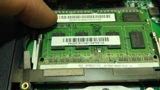 Как разобрать и почистить ноутбук ASUS A52J/K52JT (ASUS X52J, X52D, K52J, K52D)